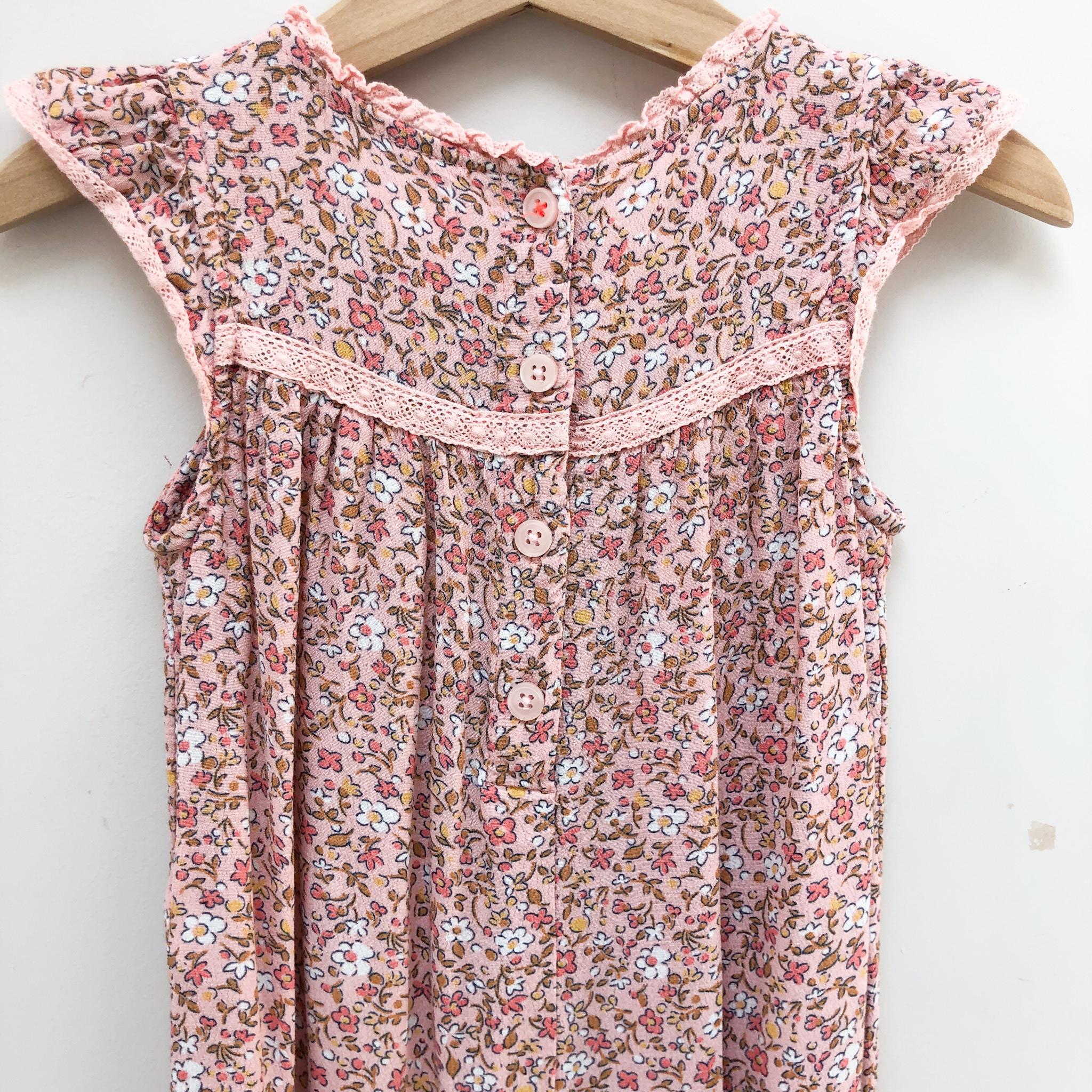 Boden floral jumpsuit